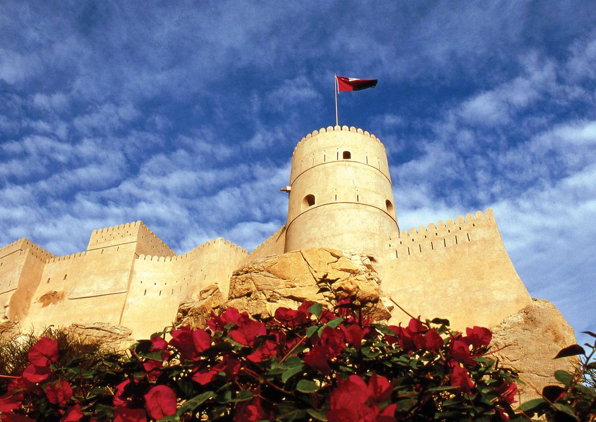 Nakhal fort - Oman
