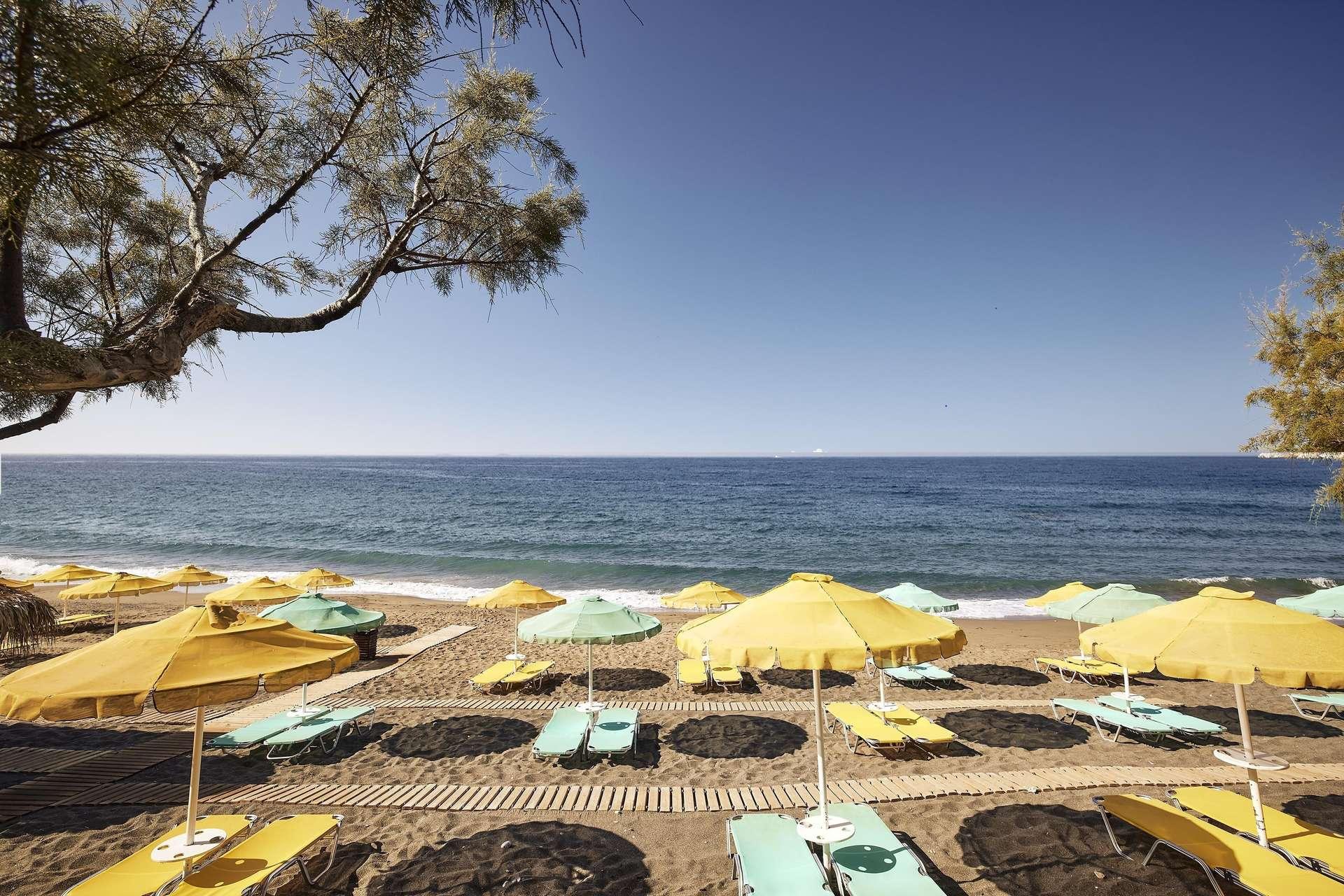 Tylissos Beach - Strand
