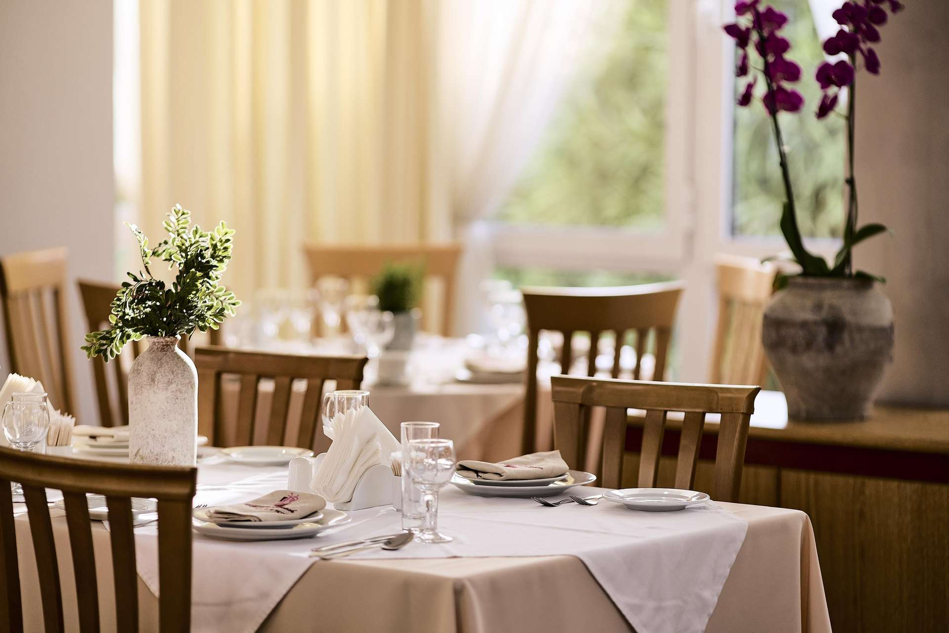 Tylissos Beach - restaurant
