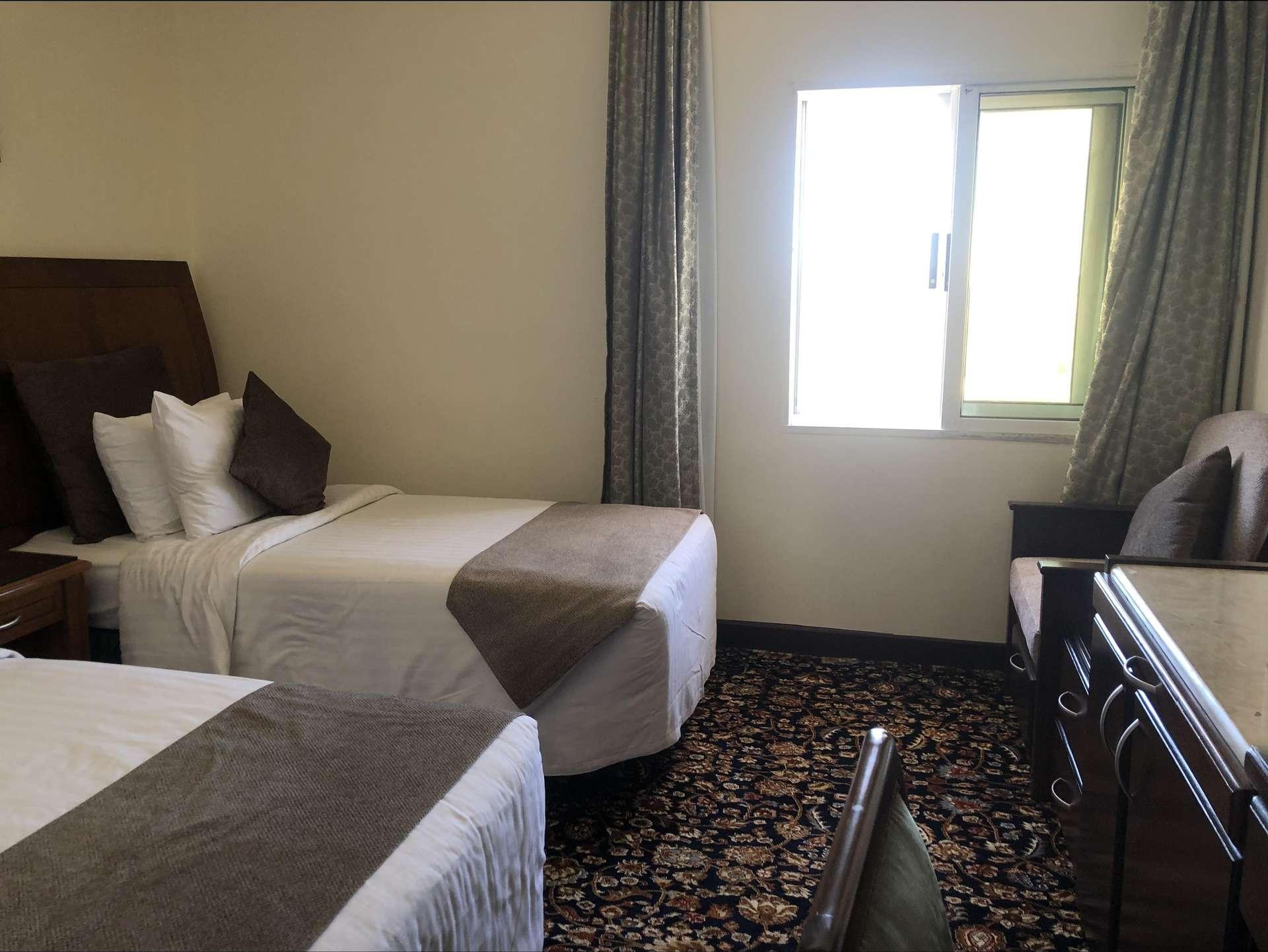 Hotel Amra Palace standaard kamer - Petra