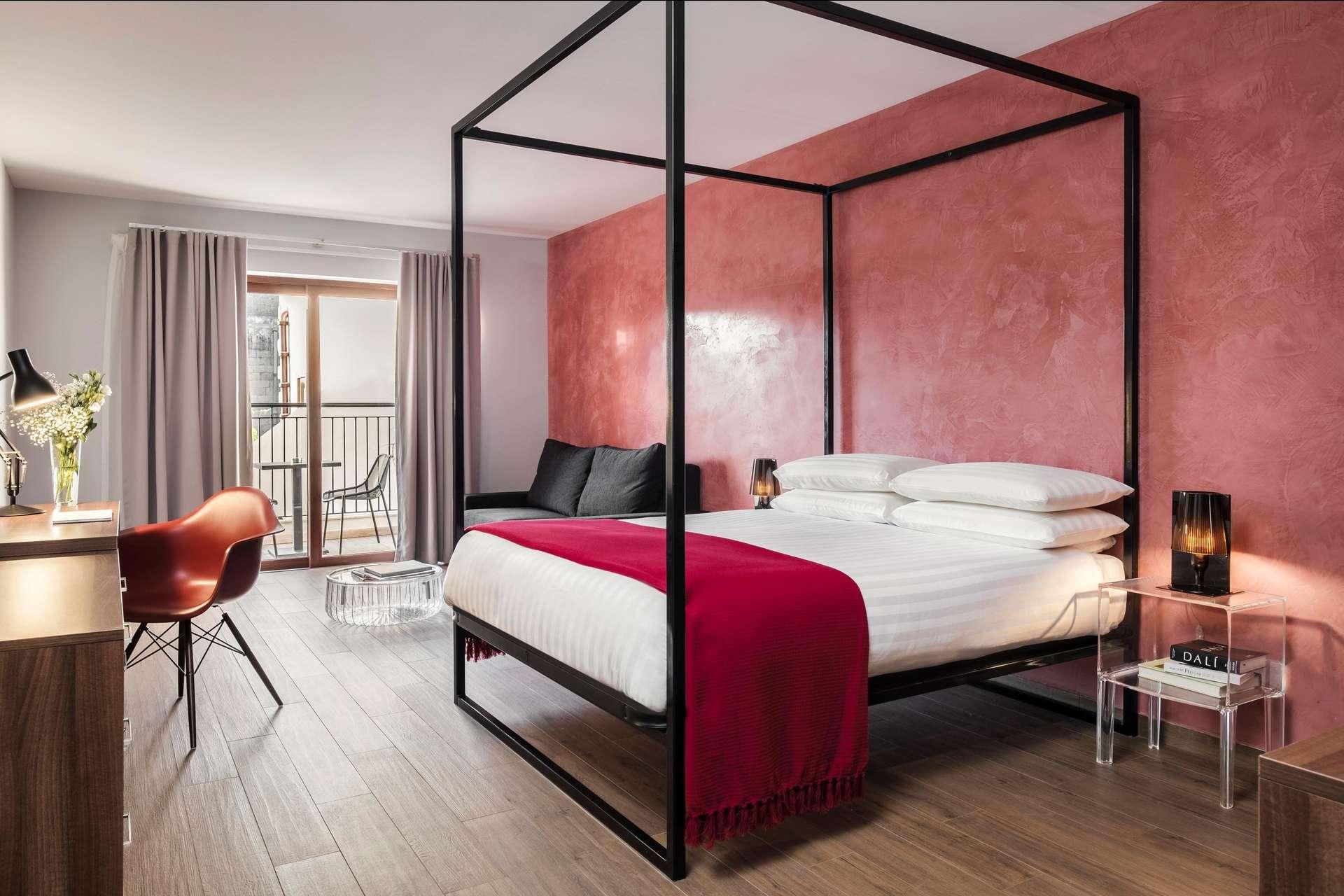 Quaint Boutique Hotel Rabat deluxe suite - Malta