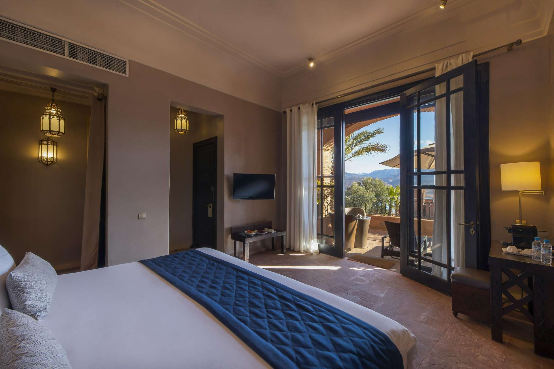 Hotel Widiane Suite & Spa superior kamer - Bin el Ouidane