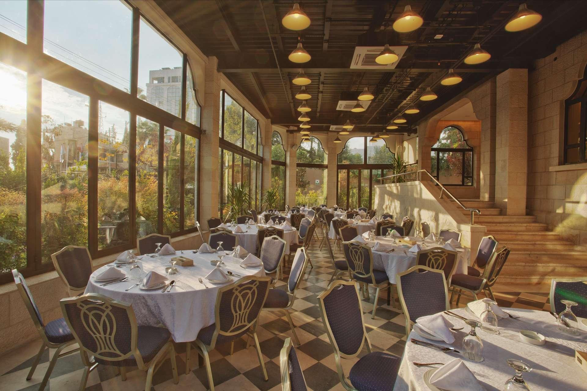 The House Boutique Suites garden hall - Amman