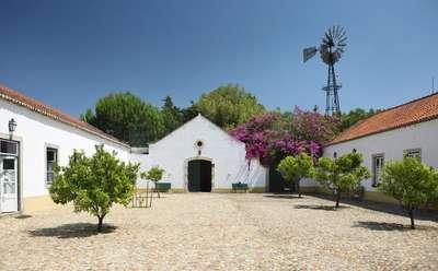 Quinta da Praia das Fontes in Portugal